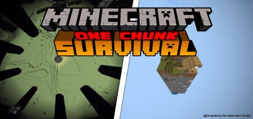 Map: Survive in One Chunk