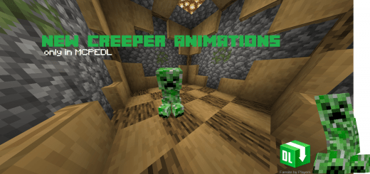 Textures: New Creeper Animations