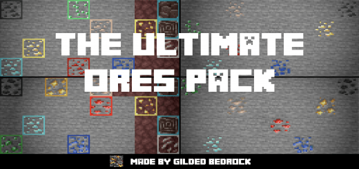 Textures: ULTIMATE Ores